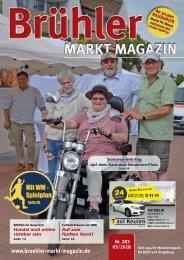 Brühler Markt Magazin Mai 2018