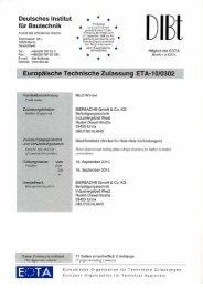 BiLO ® -Winkel - BiERBACH GmbH & Co. KG Befestigungstechnik