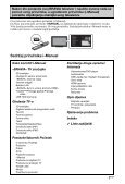 Sony KDL-40NX725 - KDL-40NX725 Consignes d'utilisation Croate - Page 7