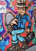 Street Art Magazine Concept - Page 2