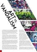 Street Art Magazine Concept - Page 4