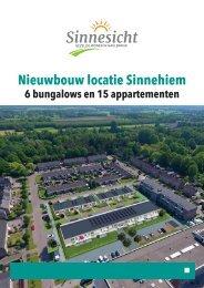 Brochure Sinnesicht - Haulerwijk