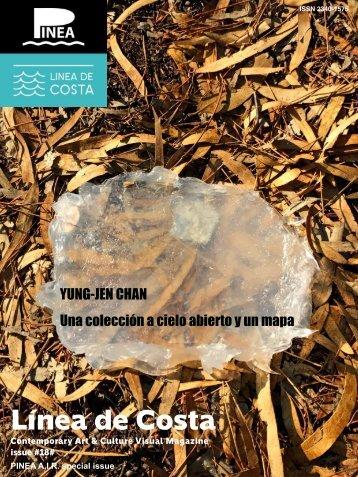 LINEA DE COSTA MAGAZINE issue 18 / YUNG-JEN CHAN