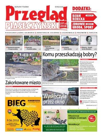 Przegląd Piaseczyński, wydanie 197