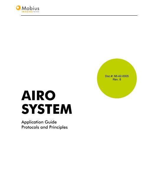 AIRO Application Guide Protocols & Principles