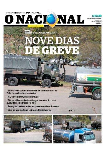 Jornal O Nacional 30-05-18