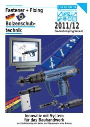 Neu - BiERBACH GmbH & Co. KG Befestigungstechnik