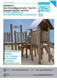 Edelstahl Rostfrei® gehärtet Neu - BiERBACH GmbH & Co. KG ...