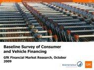 Surveyed area - Bankenfachverband