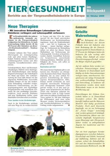 BfT AfT - Bundesverband für Tiergesundheit