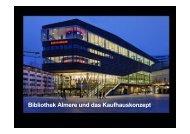 De nieuwe bibliotheek Almere