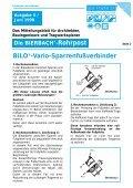 BiLO®- Vario-Sparrenfußverbinder - BiERBACH GmbH & Co. KG ... - Page 2