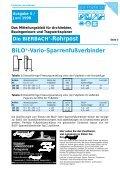 BiLO®- Vario-Sparrenfußverbinder - BiERBACH GmbH & Co. KG ... - Page 3