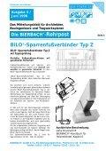 BiLO®- Vario-Sparrenfußverbinder - BiERBACH GmbH & Co. KG ... - Page 4