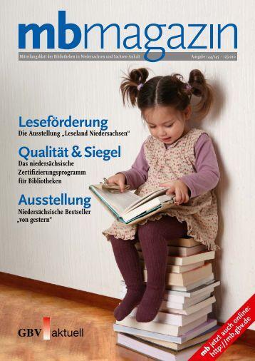 Heft 144/145 - Deutscher Bibliotheksverband e.V.
