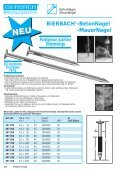 Nagel- technik Fastener + Fixing - BiERBACH GmbH & Co. KG ... - Page 4