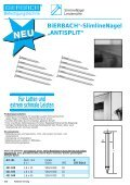 Nagel- technik Fastener + Fixing - BiERBACH GmbH & Co. KG ... - Page 6