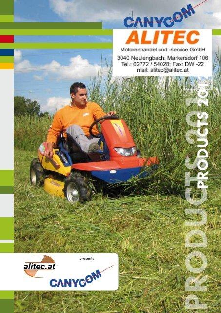 PRODUCTS 2011 - Alitec