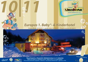 50% ... Beauty-weeksfor the whole family   all ... - und Kinderhotel