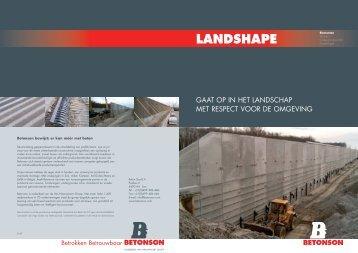 landshape - Van Nieuwpoort Groep