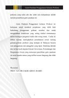 Garis Panduan Penggunaan Gelaran Profesor - Bahasa - Page 5