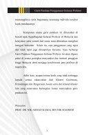 Garis Panduan Penggunaan Gelaran Profesor - Bahasa - Page 7
