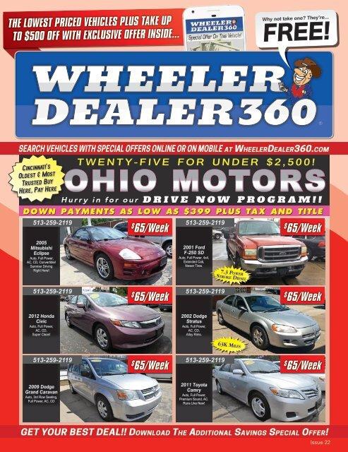 Wheeler Dealer 360 Issue 22, 2018
