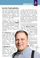 Gemeindebrief Juni Juli August 2018 ONLINE - Page 3