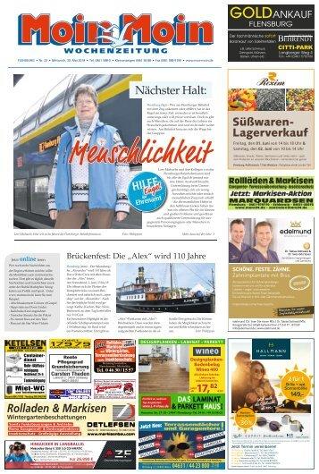 MoinMoin Flensburg 22 2018