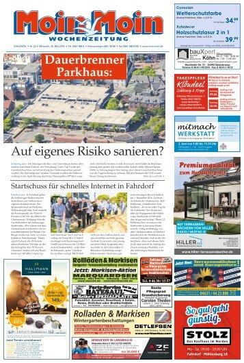MoinMoin Schleswig 22 2018