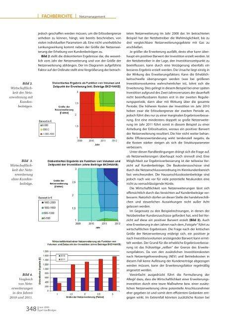 Die Ermittlung der Rentabilität von Netzerweiterungen - BET Aachen