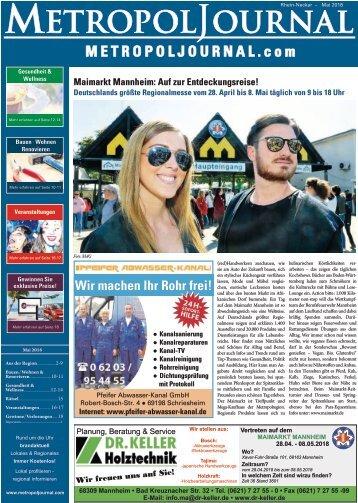 MetropolJournal 05-2018 Mai