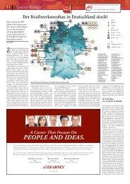 Der Kraftwerksneubau in Deutschland stockt - BET Aachen