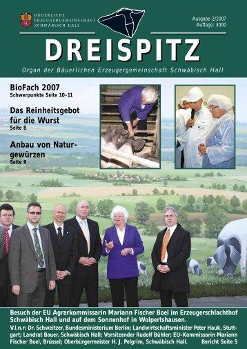 besh.de Dreispitz - Bäuerliche Erzeugergemeinschaft Schwäbisch ...