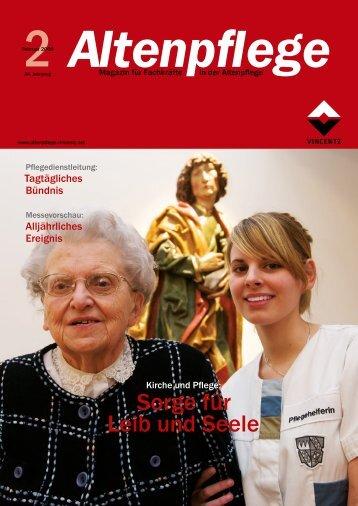 Altenpflege - BestCon Food GmbH