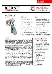 PDF-Download FL3111 - Bernt GmbH