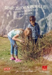 Wallis Kindermagazin