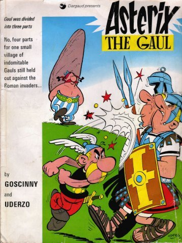 01- Asterix the Gaul
