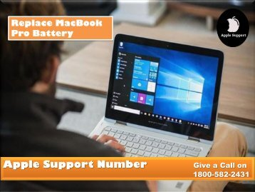 Replace MacBook Pro Battery