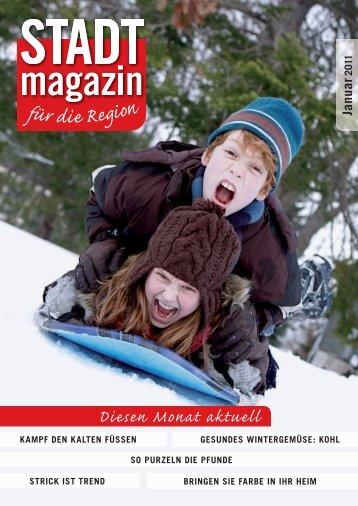 2011 - STADTmagazin Rapperswil-Jona