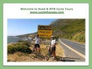 Mountain Bike Tours in Cape Town