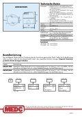 SCHALLGEBER - Bis zu 103 dB(A) Serie DB5 - Bernt GmbH - Seite 2