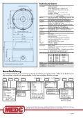 SCHALLGEBER – Bis zu 113 dB(A) Serie DB1 - Bernt GmbH - Seite 2