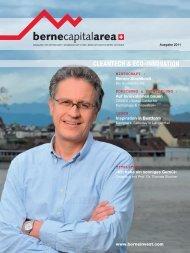 CLEANTECH & ECO-INNOVATION - Bern