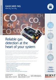 Gascard NEW STYLE - Bernt GmbH