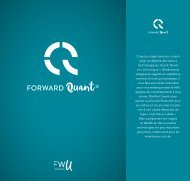 Brochure Forward Quant 2018