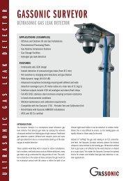 Surveyor datablad 6.indd - Bernt GmbH
