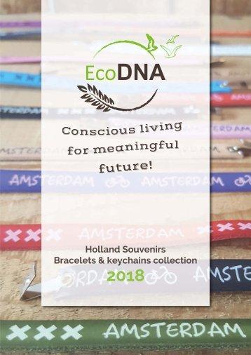 EcoDNA Bracelets Collection 2018