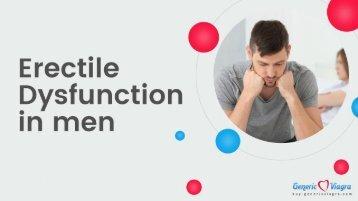 Male Erectile Dysfunction