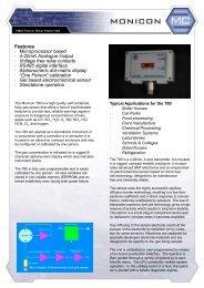 4-20mA Analogue Output - Bernt GmbH